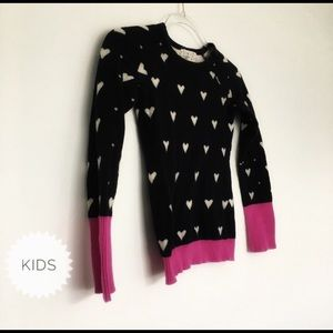 Pink Republic long sleeve sweater girls Small